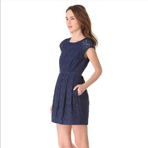 Madewell lace dress